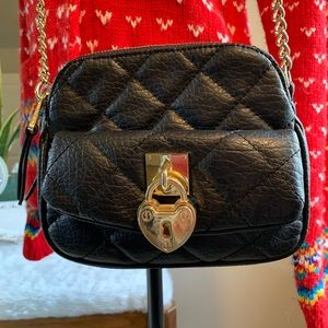 Juicy Couture Black Crossbody Small Bag Purse